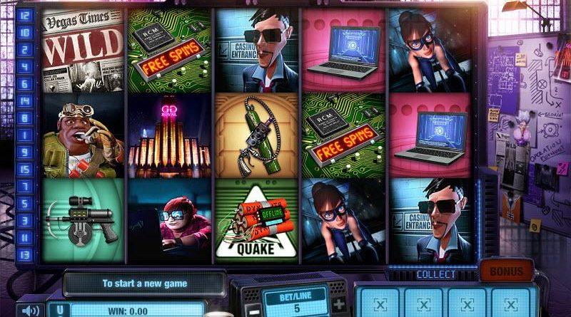 Casino Job slot